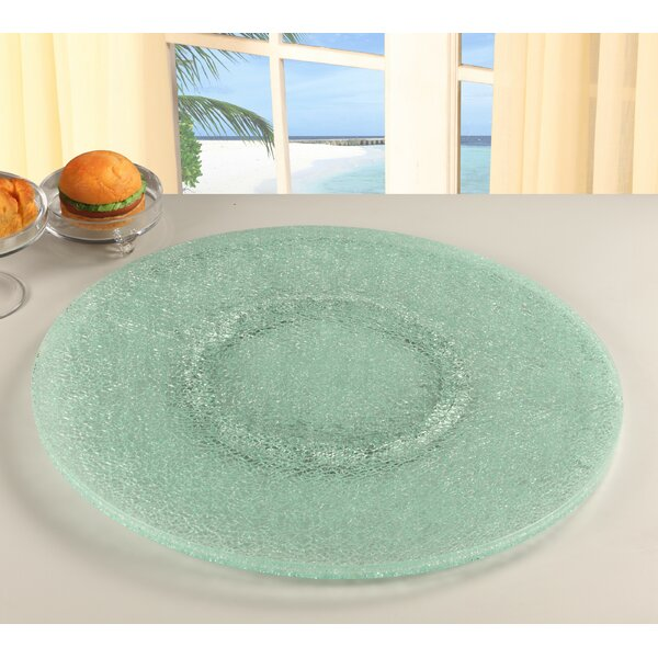 Waldron Glass Lazy Susan by Bloomsbury Market