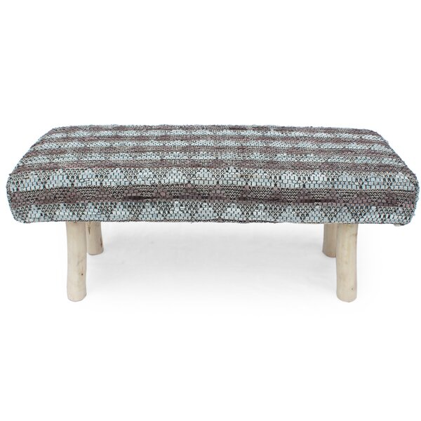 Vaughn Upholstered Bench By Bungalow Rose