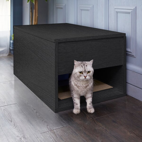 Ashcraft Litter Box Enclosure by Tucker Murphy Pet