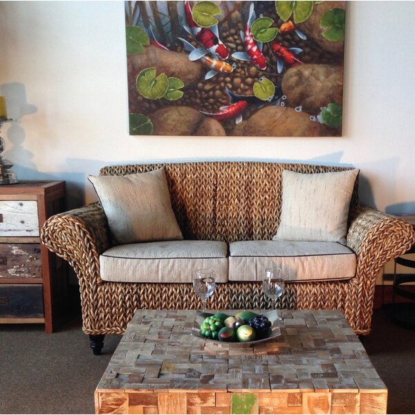 Bernard Loveseat By Rosecliff Heights