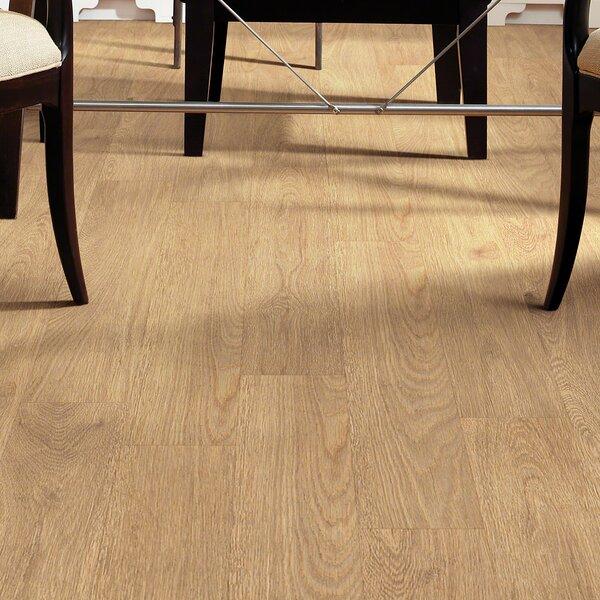 Retreat 12 6 x 36 x 2mm Luxury Vinyl Plank in Totally Tan by Shaw Floors