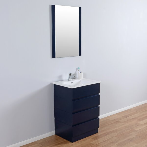 Crear 23 Single Bathroom Vanity Set