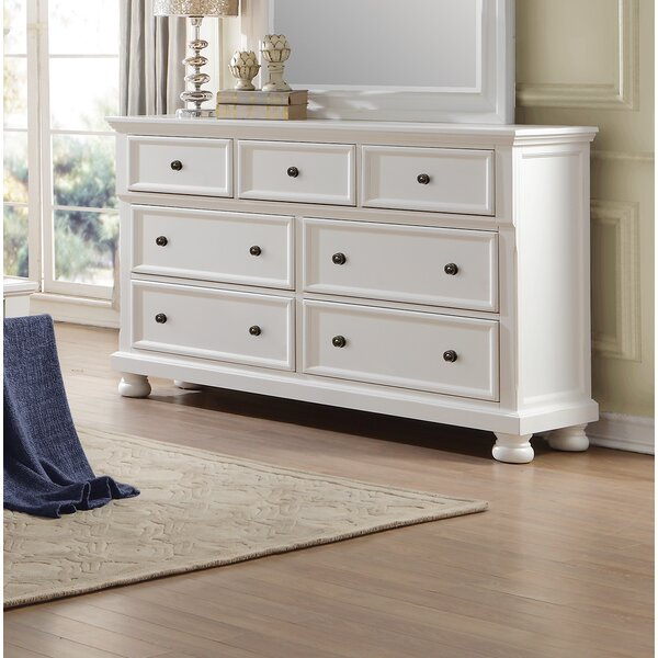 Ulverst 8 Drawer Double Dresser by Charlton Home