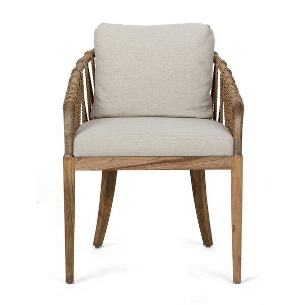 Manns Upholstered Dining Chair by Bungalow Rose