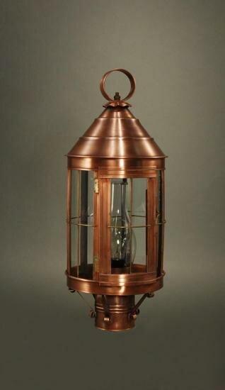 Heal 2-Light Lantern Head by Northeast Lantern