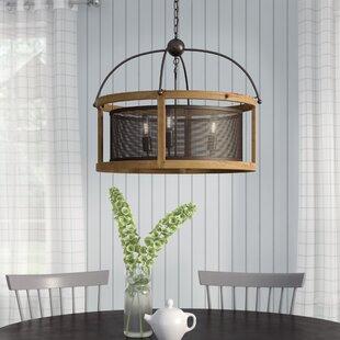 Affordable Millstone 3-Light Lantern Pendant By Gracie Oaks