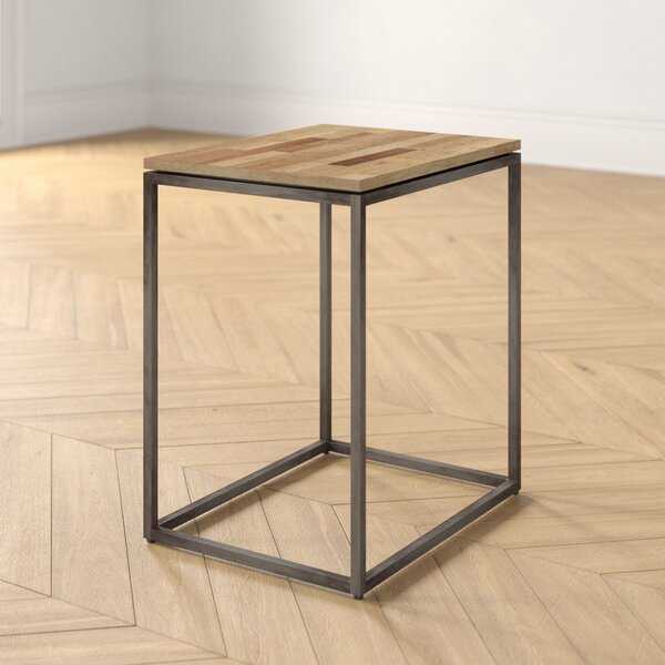 Derek End Table By Foundstone