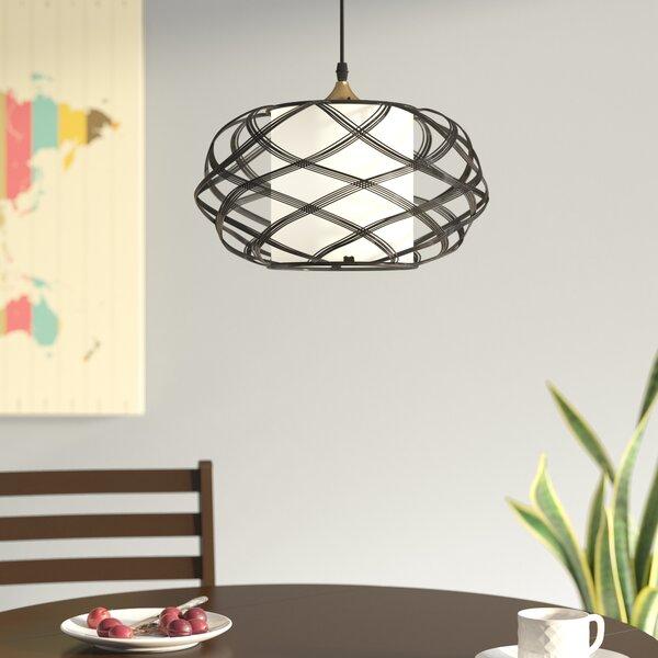 Behan 1-Light Pendant by Wrought Studio
