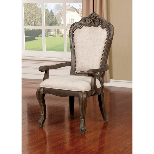 Stallworth Upholstered Dining Chair (Set of 2) by Astoria Grand