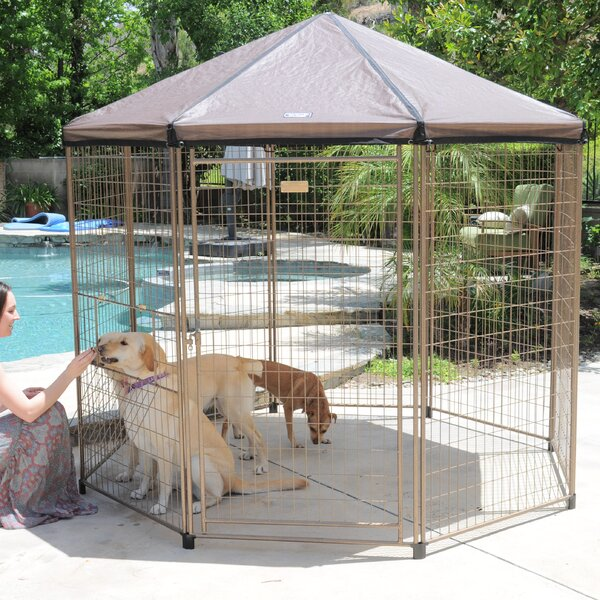 Pet Gazebo Replacement Cover by Advantek