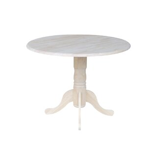 Delicieux 42 Inch Round Drop Leaf Table | Wayfair