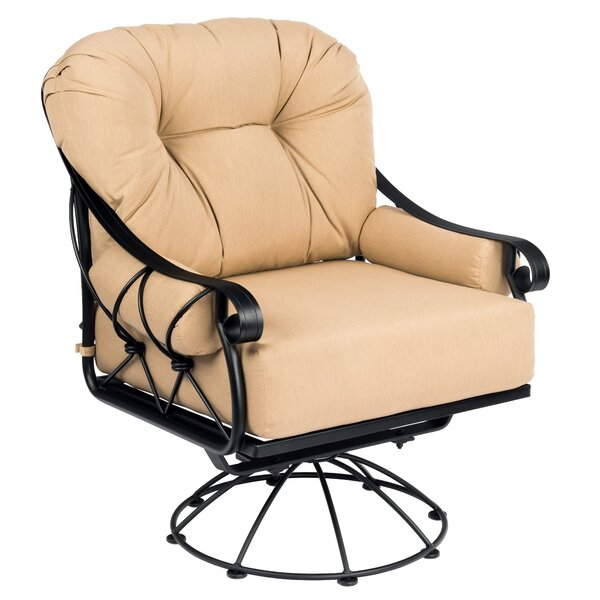Derby  Lounge Rocking Chair by Woodard