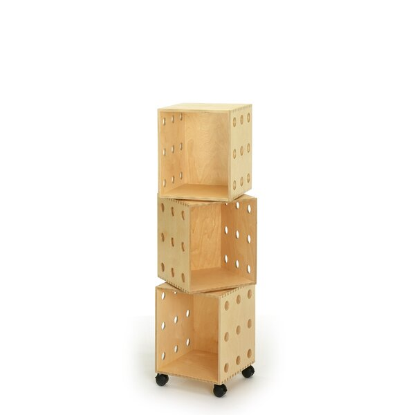 Perf Cube Bookcase By Offi