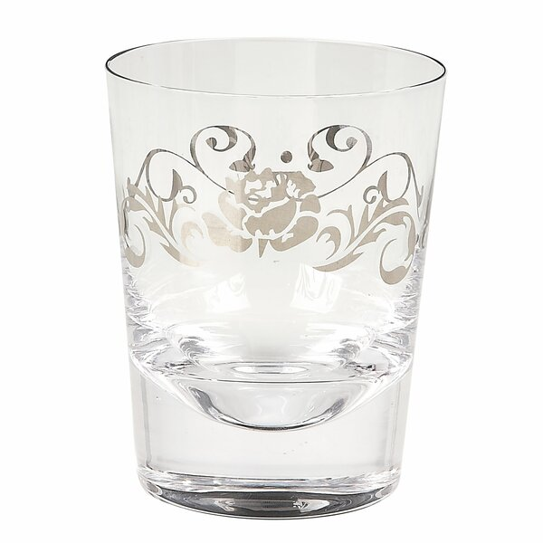 Antibes 12 oz. Crystal Cocktail Glass (Set of 4) by IMPULSE!