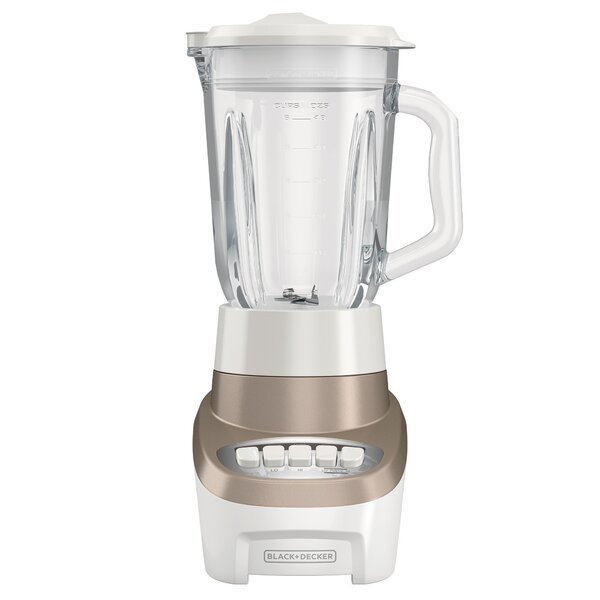 PowerCrush Multi-Function Blender with 6-Cup Glass Jar by Black + Decker
