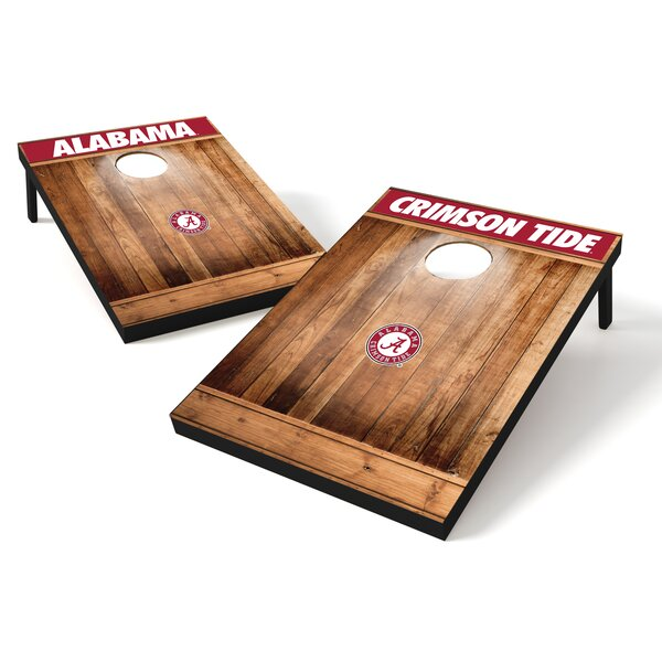 NCAA Tailgate Cornhole (Set of 2) by Wild Sports