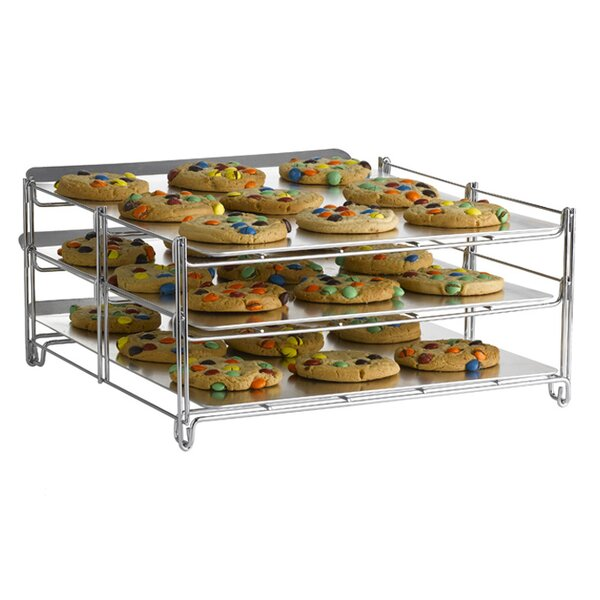 Betty Crocker 3 Tier Baking Rack by Nifty Home Products