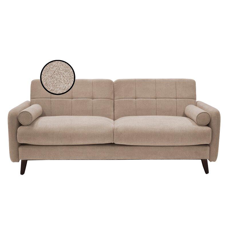 Natalie Mid Century Modern Sofa