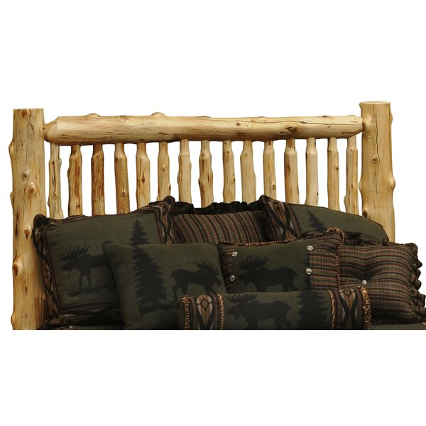 Lytle Slat Headboard by Loon Peak
