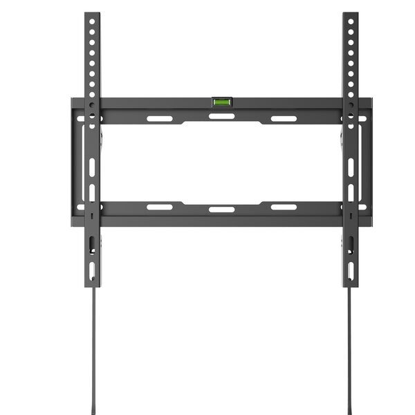 Double Stud Fixed Wall Mount for 32-55 Flat Panel Screens by Level Mount