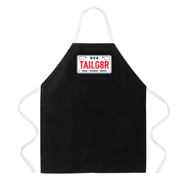 TAILG8R Apron by Attitude Aprons by L.A. Imprints