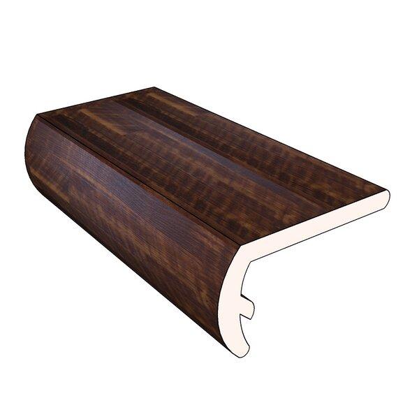1.16 x 2.07 x 72.05 Overlap Stair Nose in Kilauea by Islander Flooring