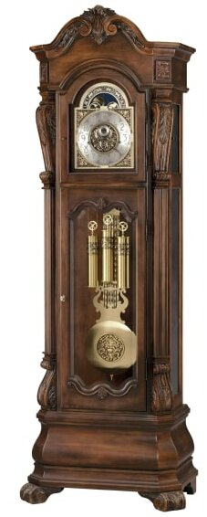 Hamlin 93 Grandfather Clock by Howard Miller®