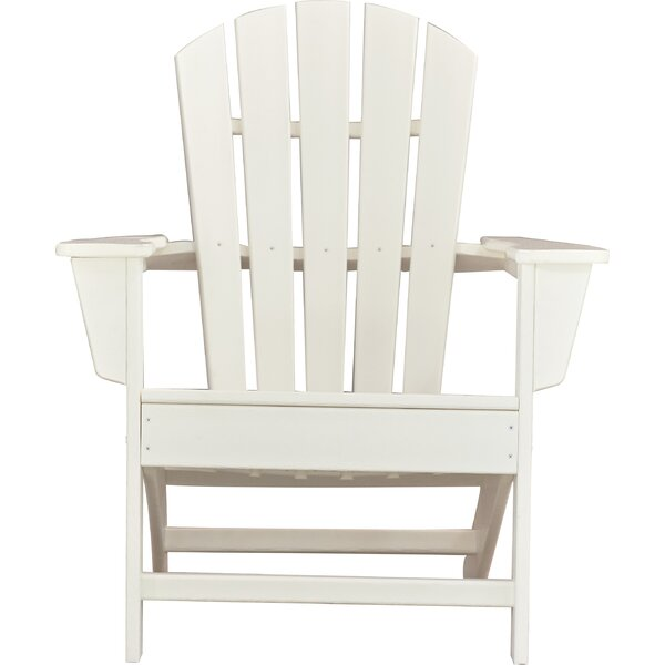 Palm Coast Plastic Adirondack Chair by POLYWOOD POLYWOOD®