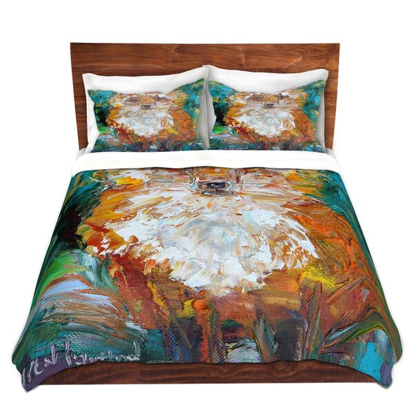 The Fox Duvet Cover Set