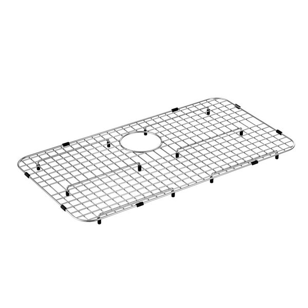 Moen® 16 x 29 Stainless Steel Bottom Sink Grid by Moen