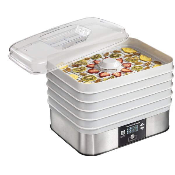 5 Tray Food Dehydrator by Hamilton Beach