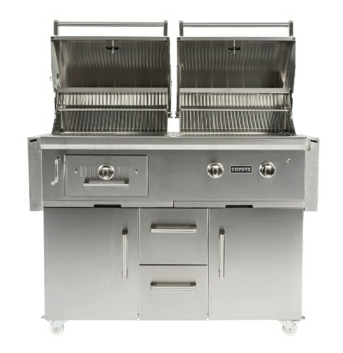 Cart by Coyote Grills