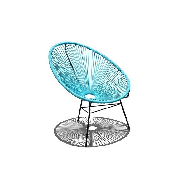 Ehrlich Patio Chair by Ivy Bronx