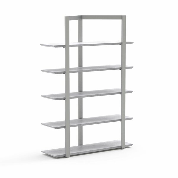 Allure 5 Shelf Bookcase by Forward Furniture Forward Furniture