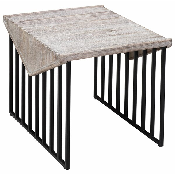 Specht Sled End Table By Foundry Select