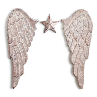 Charmant Silvestri Everyday Angel Wings Wall Décor