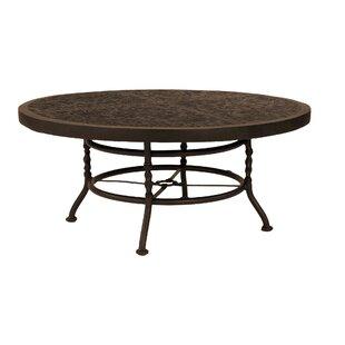 Compare & Buy Veranda Aluminum Coffee Table By Leona