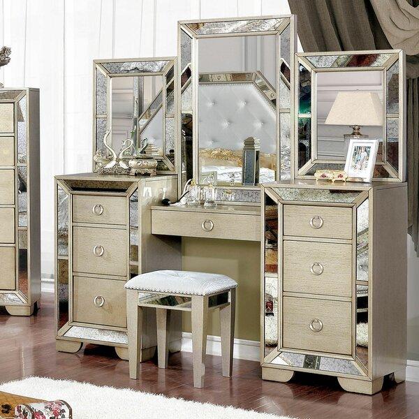 Alysa 8 Drawer Double Dresser by Rosdorf Park
