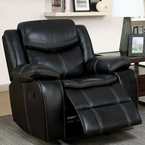 Blackledge Manual Recliner by Red Barrel Studio