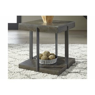 Reviews Barney End Table By Williston Forge