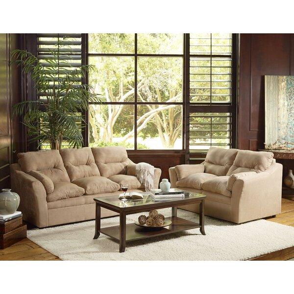Apollo Configurable Living Room Set by Flair