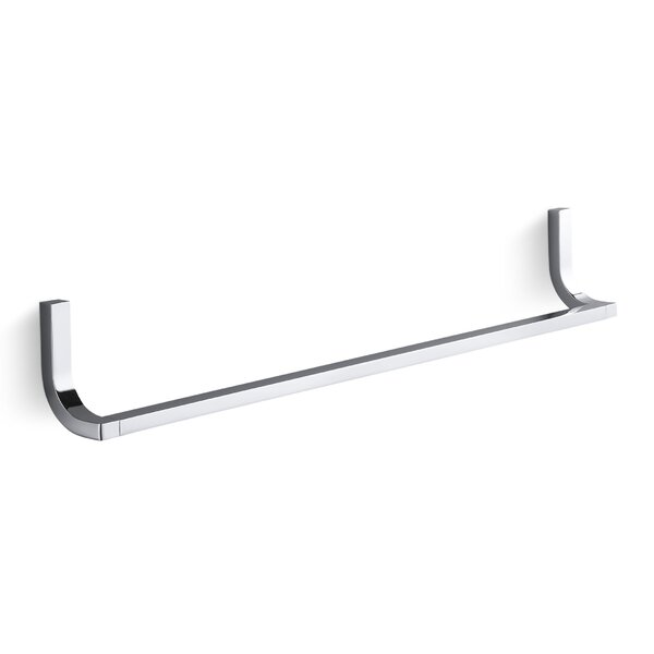 Loure 24 Wall Mounted Towel Bar by Kohler