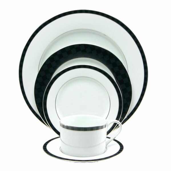 5 Piece Place Setting, Service for 1 by Nikko Ceramics