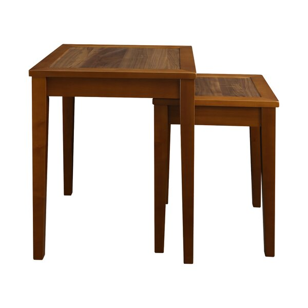 Webber 2 Piece Nesting End Tables By Loon Peak