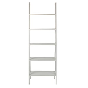 """Ranie 72"""" Leaning Bookcase"""