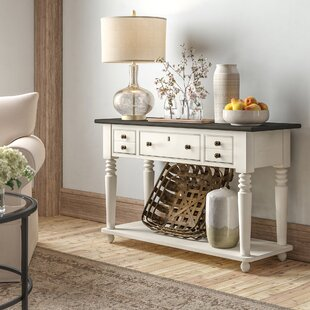 Calila Rectangle Console Table
