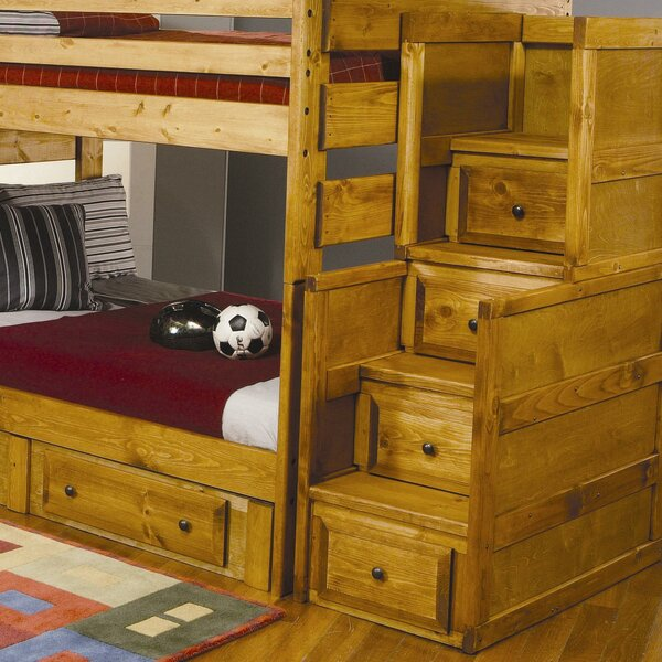 San Bernardino 4 Drawer Combo Dresser by Wildon Home®