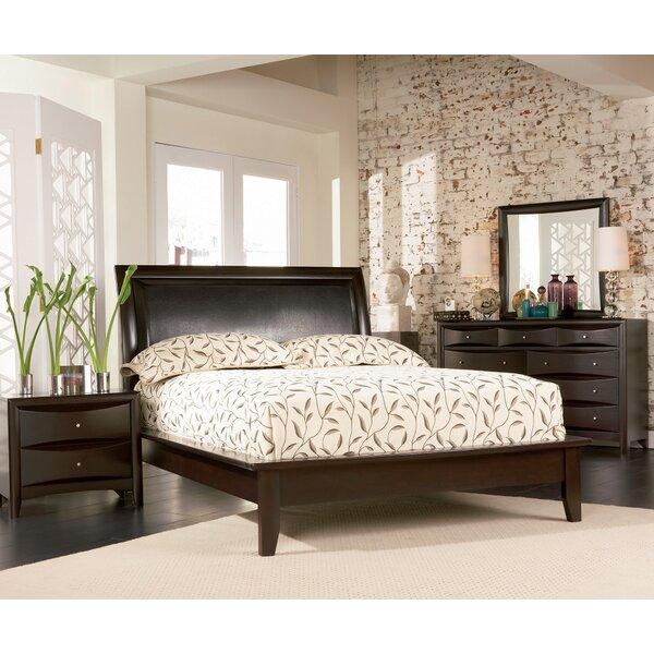 Croxton Upholstered Platform Bed by Red Barrel Studio