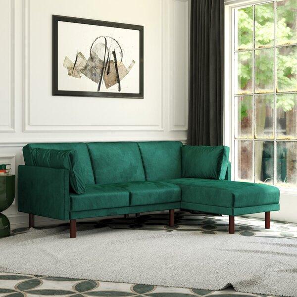 Lime Green Sectional Sofa Wayfair