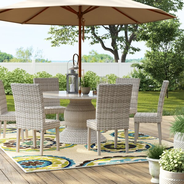 Rochford 7 Piece Dining Set by Sol 72 Outdoor
